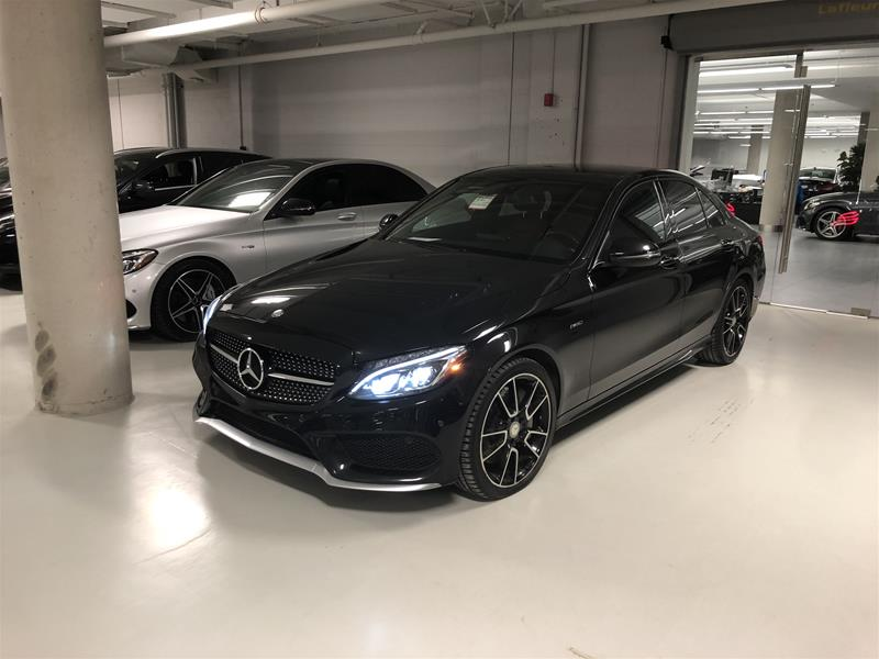 Pre-Owned 2016 Mercedes-Benz C-CLASS C450 AMG