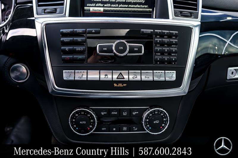 Pre-Owned 2015 Mercedes-Benz ML-CLASS ML350