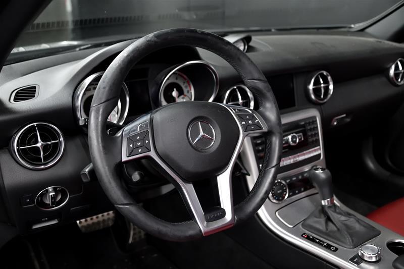 Pre-Owned 2012 Mercedes-Benz SLK SLK350