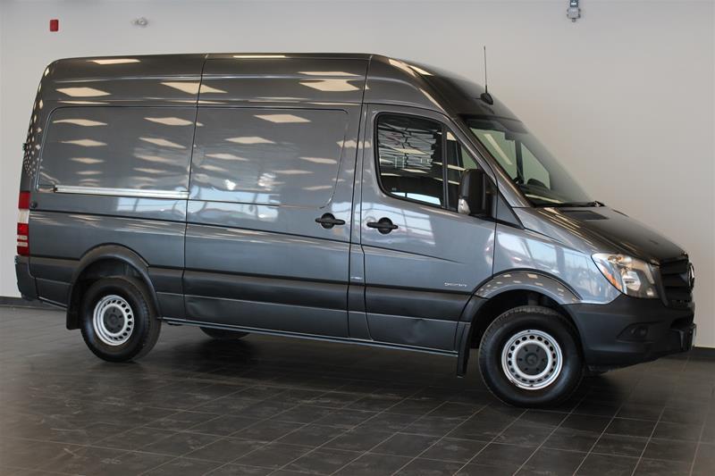 Pre-Owned 2016 Mercedes-Benz Sprinter 2500 Cargo Sprinter 2500 Cargo 144
