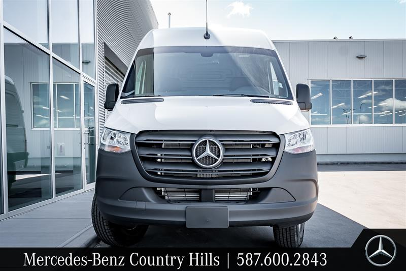 New 2019 Mercedes-Benz Sprinter 2500 Cargo Sprinter Gas 2500 Cargo