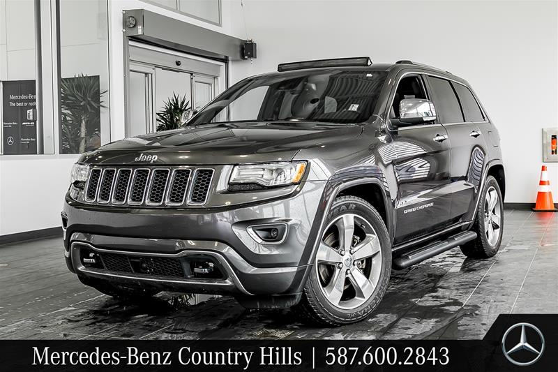 Pre-Owned 2015 Jeep Grand Cherokee Grand Cherokee