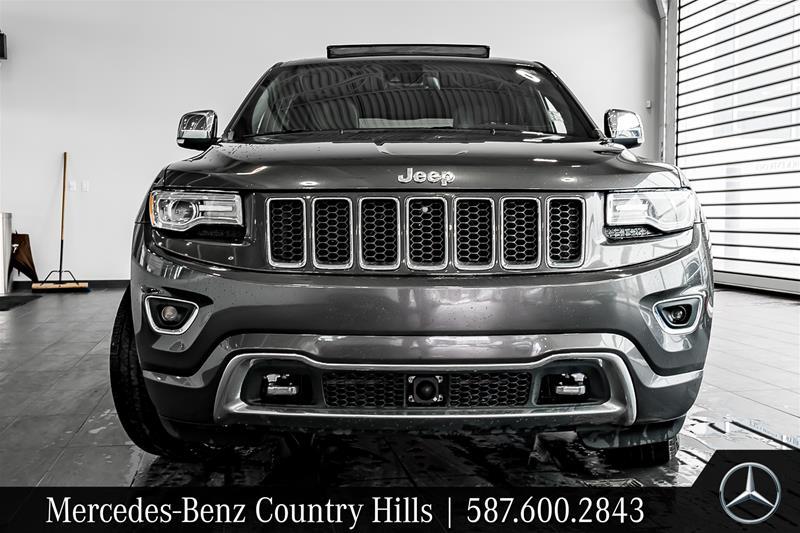 Pre-Owned 2015 Jeep Grand Cherokee Grand Cherokee