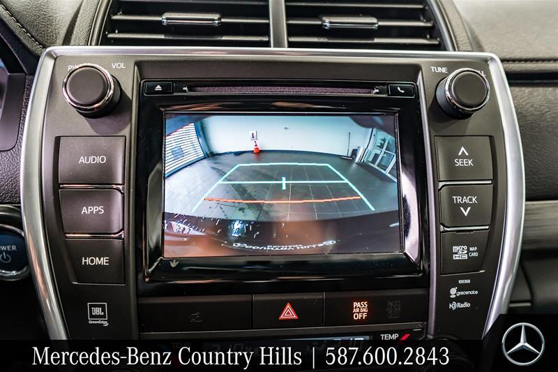 Pre-Owned 2015 Toyota Camry Hybrid Camry Hybrid