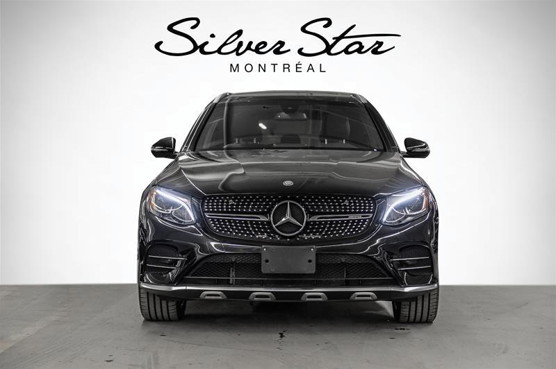 Pre-Owned 2017 Mercedes-Benz GLC GLC43 AMG