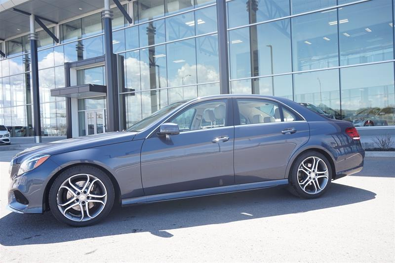 Pre-Owned 2015 Mercedes-Benz E-CLASS E400