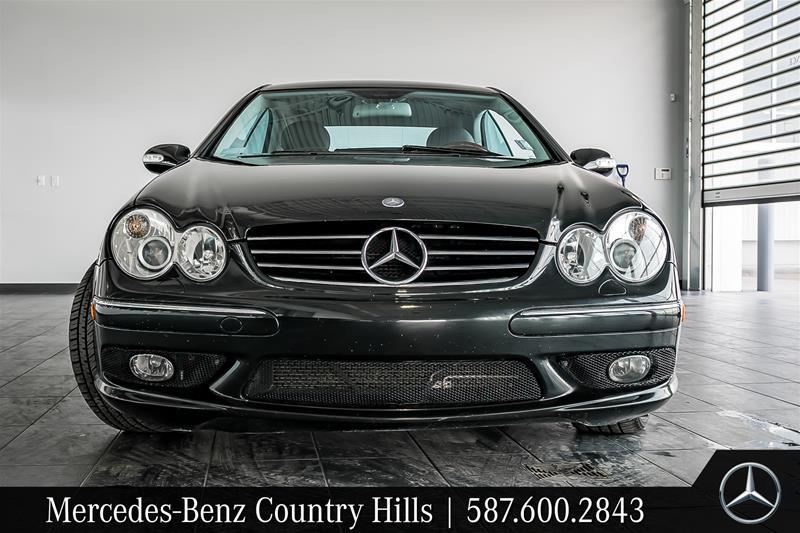 Pre-Owned 2004 Mercedes-Benz CLK CLK500