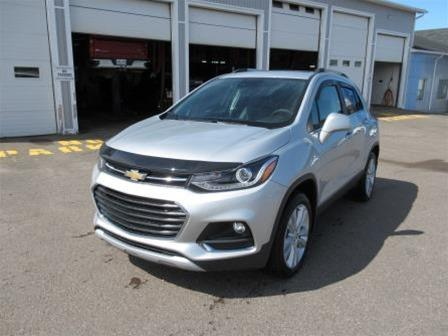 New 2019 Chevrolet Trax Premier All Wheel Drive Crossover