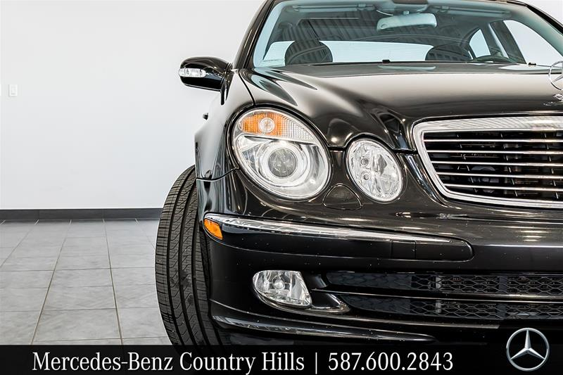 Pre-Owned 2003 Mercedes-Benz E-CLASS E500