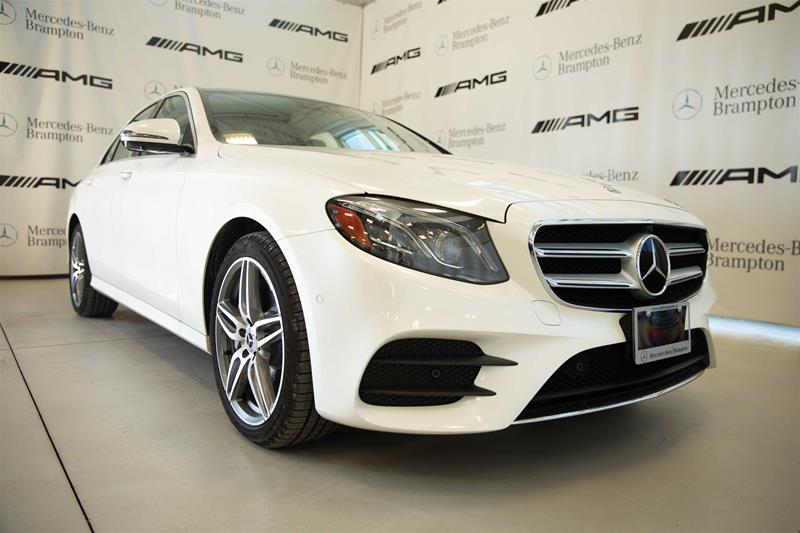 New 2020 Mercedes-Benz E-Class E350 4MATIC