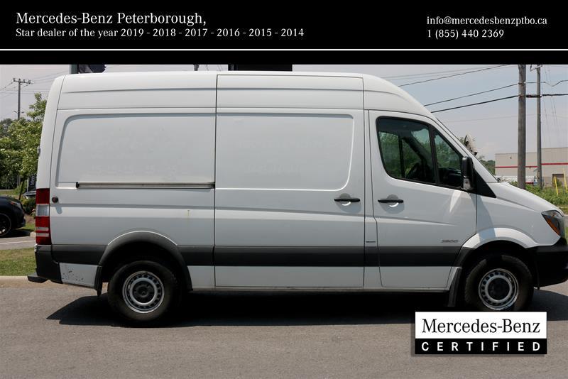 Certified Pre-Owned 2015 Mercedes-Benz Sprinter 2500 Cargo Sprinter V6 2500 Cargo 144