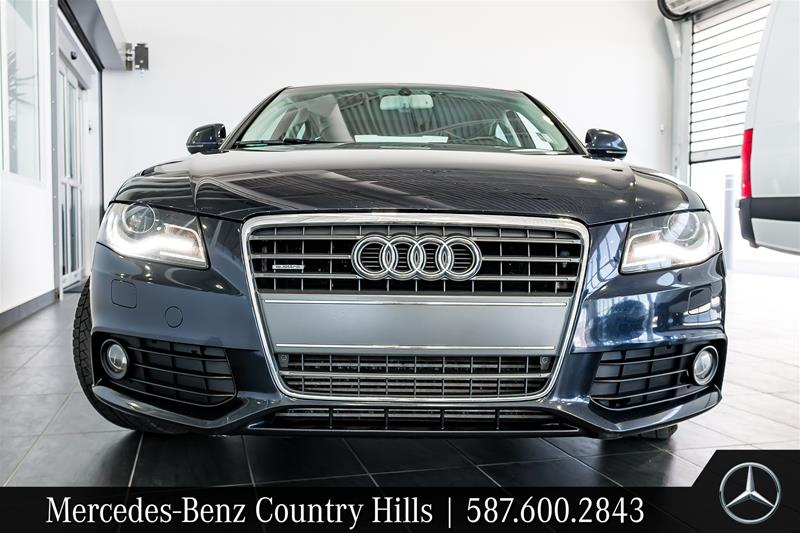 Pre-Owned 2009 Audi A4 A4