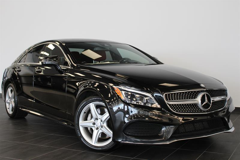 Pre-Owned 2015 Mercedes-Benz CLS CLS550
