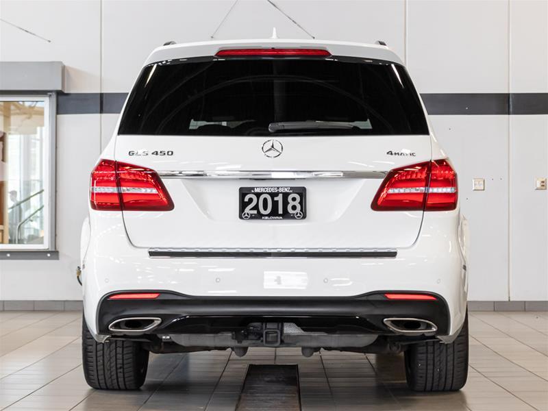 Certified Pre-Owned 2018 Mercedes-Benz GLS GLS450