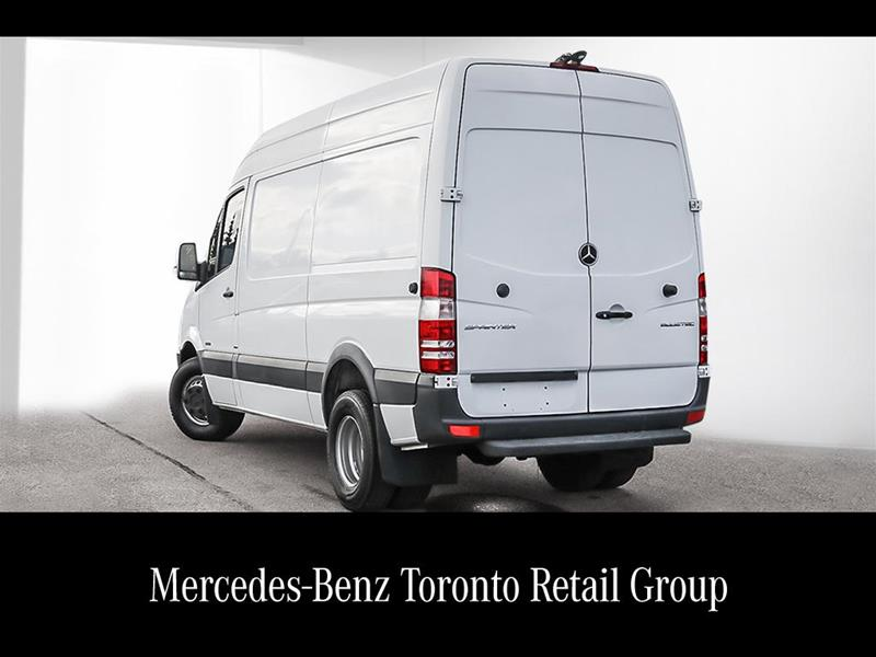 Certified Pre-Owned 2016 Mercedes-Benz Sprinter 3500 Cargo Sprinter 3500 Cargo 144