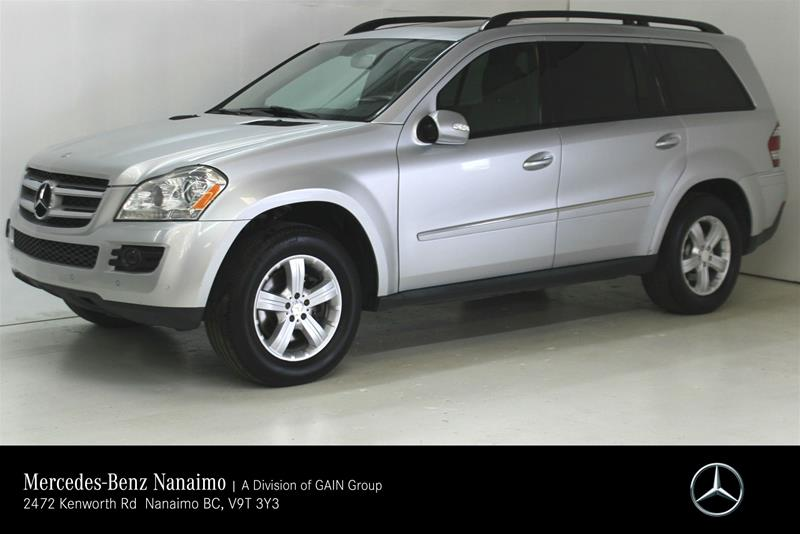 Pre-Owned 2008 Mercedes-Benz GL-CLASS GL450