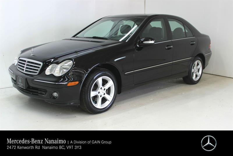 Pre-Owned 2007 Mercedes-Benz C-CLASS C230
