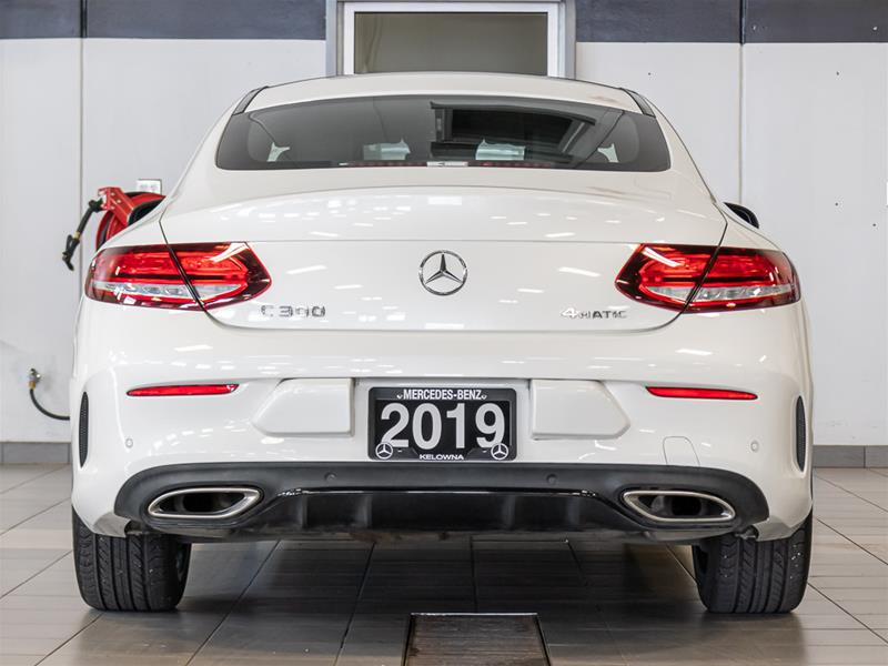 Pre-Owned 2019 Mercedes-Benz C-CLASS C300