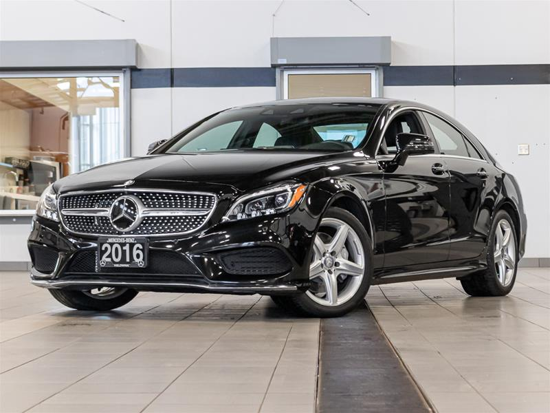 Certified Pre-Owned 2016 Mercedes-Benz CLS CLS400