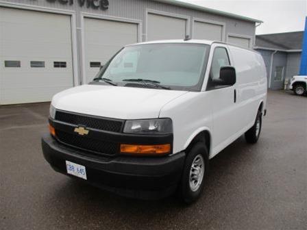 2019 Chevrolet Express Cargo 2500 135
