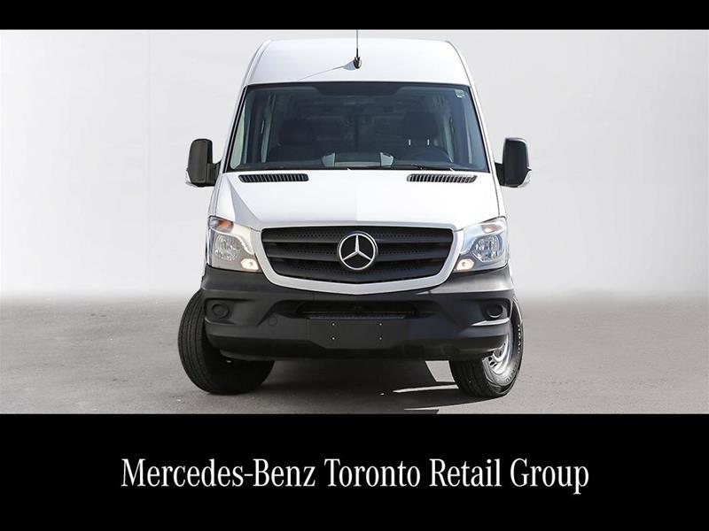 Certified Pre-Owned 2016 Mercedes-Benz Sprinter 2500 Cargo Sprinter 2500 Cargo 170