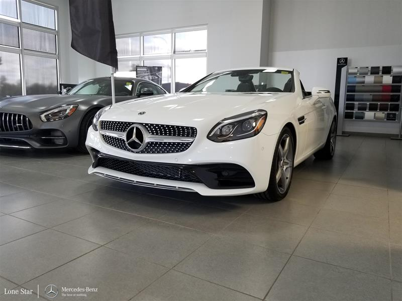 Certified Pre-Owned 2018 Mercedes-Benz SLC SLC300