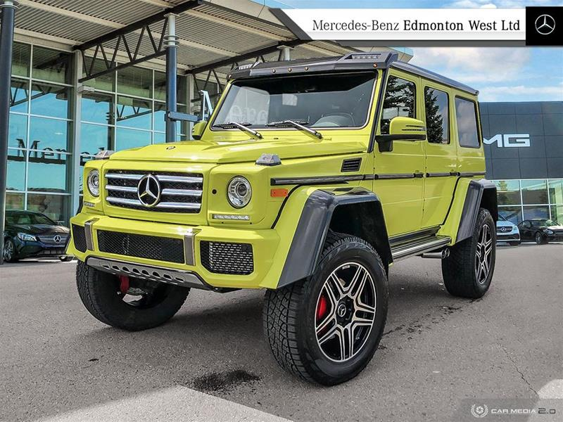 Certified Pre-Owned 2017 Mercedes-Benz G-CLASS G550