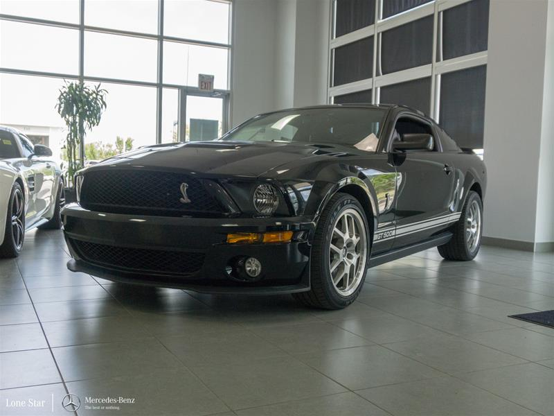 Pre-Owned 2007 Ford Mustang Mustang Shelby