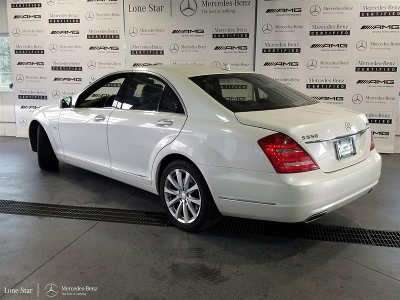 Pre-Owned 2012 Mercedes-Benz S-CLASS S550