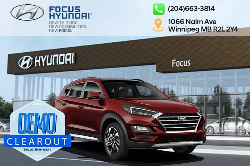 New 2020 Hyundai Tucson AWD 2.4L Luxury