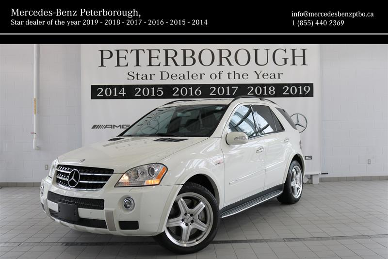 Pre-Owned 2008 Mercedes-Benz ML-CLASS ML63 AMG