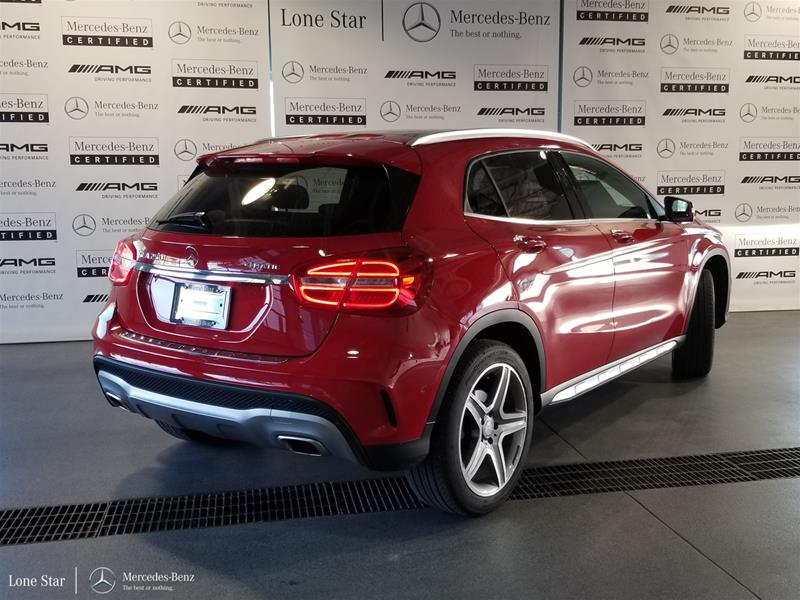 Certified Pre-Owned 2016 Mercedes-Benz GLA GLA250