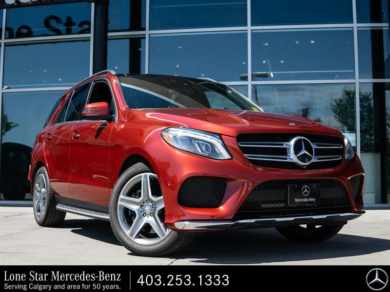Certified Pre-Owned 2016 Mercedes-Benz GLE550 4MATIC SUV