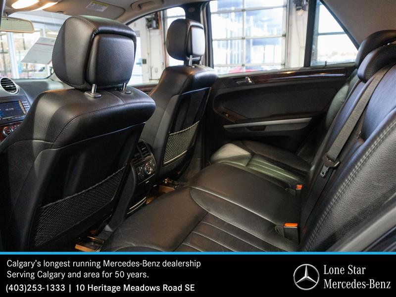Pre-Owned 2007 Mercedes-Benz M-CLASS ML500