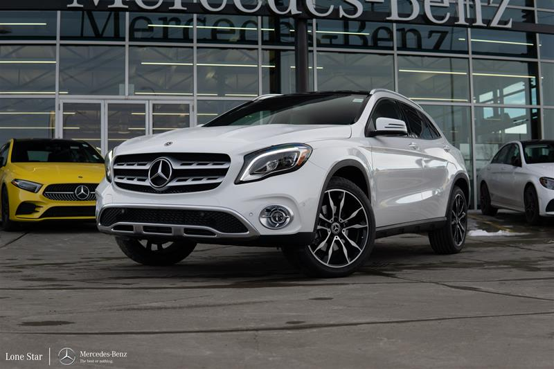 New 2020 Mercedes-Benz GLA250 4MATIC SUV