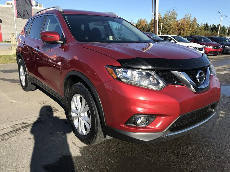 Certified Pre-Owned 2016 Nissan Rogue SV AWD CVT All Wheel Drive Crossover