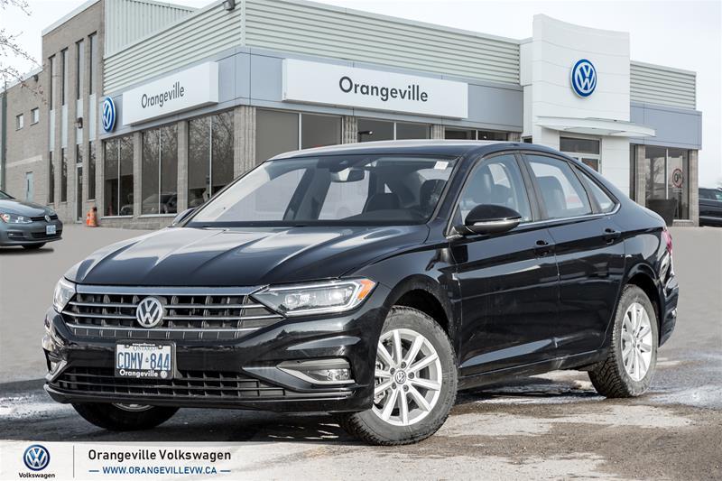 New 2019 Volkswagen Jetta Execline