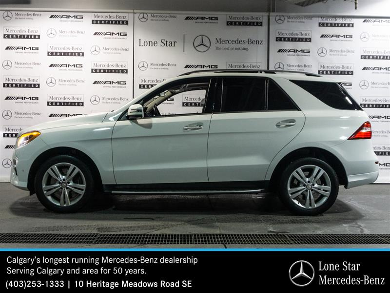 Pre-Owned 2015 Mercedes-Benz M-CLASS ML400