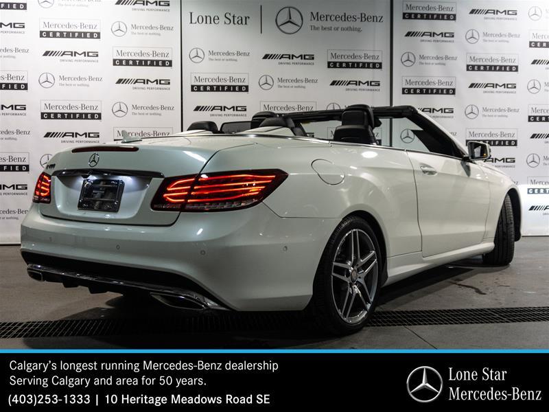 Certified Pre-Owned 2016 Mercedes-Benz E-CLASS E400