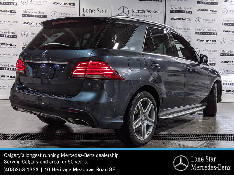 Pre-Owned 2016 Mercedes-Benz GLE GLE400