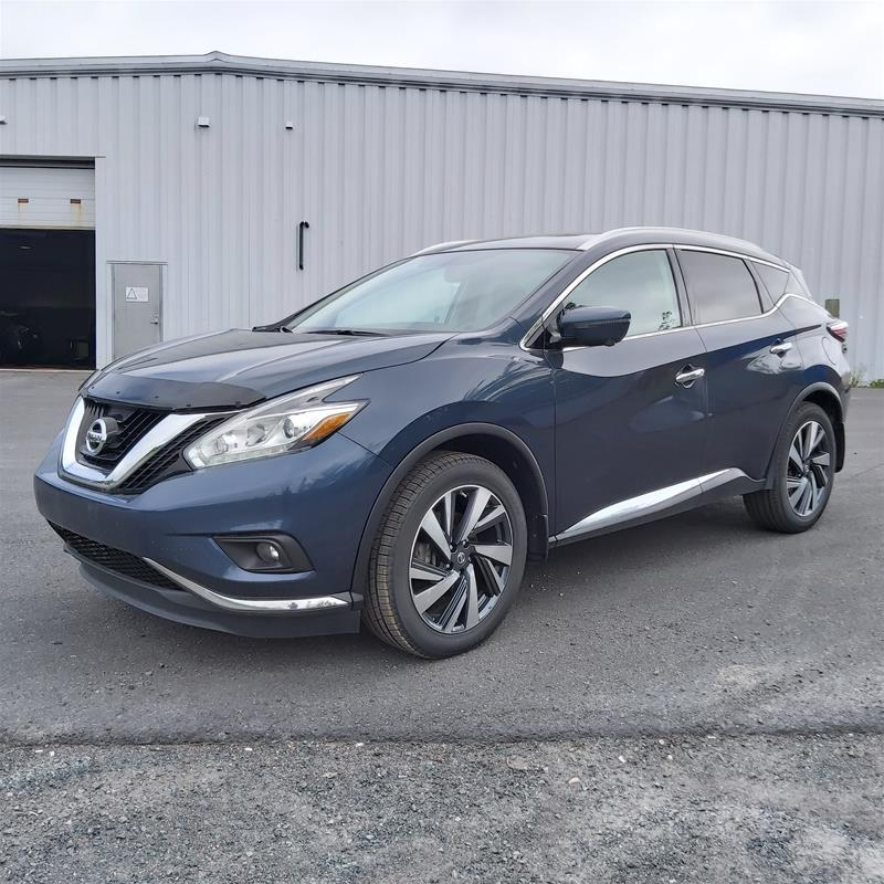 Certified Pre-Owned 2016 Nissan Murano Platinum All Wheel Drive SUV