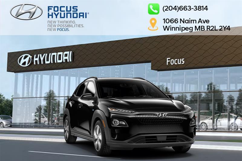 New 2020 Hyundai Kona EV Preferred