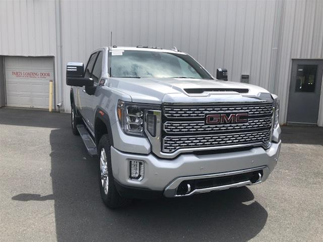 New 2020 GMC Sierra 2500 New Crew 4x4 Denali / Standard Box Four Wheel Drive Pick up