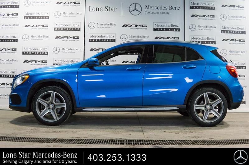 Certified Pre-Owned 2017 Mercedes-Benz GLA GLA250