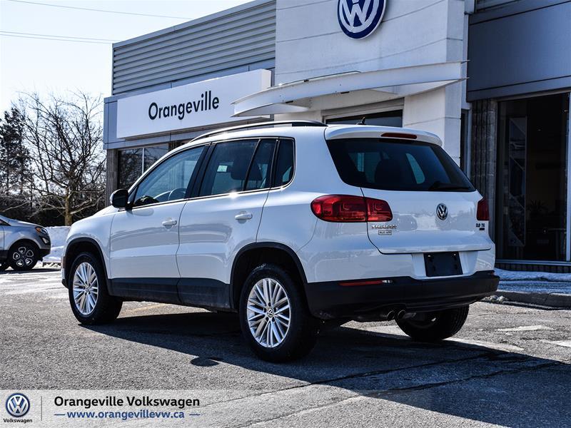 Certified Pre-Owned 2016 Volkswagen Tiguan