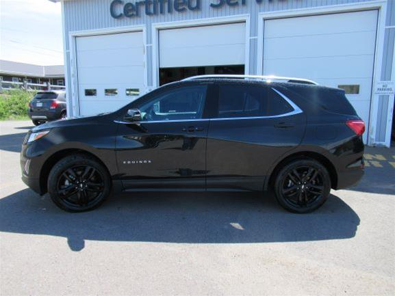 2020 Chevrolet Equinox AWD LT 2.0T