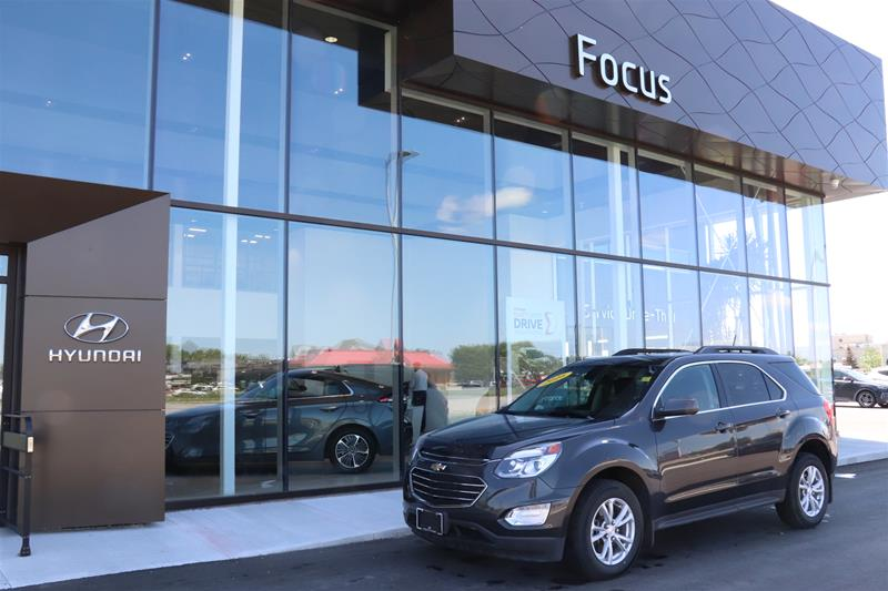 Pre-Owned 2016 Chevrolet Equinox AWD 1LT