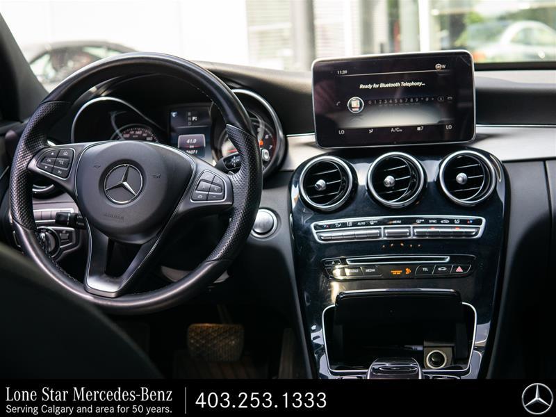 Certified Pre-Owned 2017 Mercedes-Benz C300 4MATIC Sedan