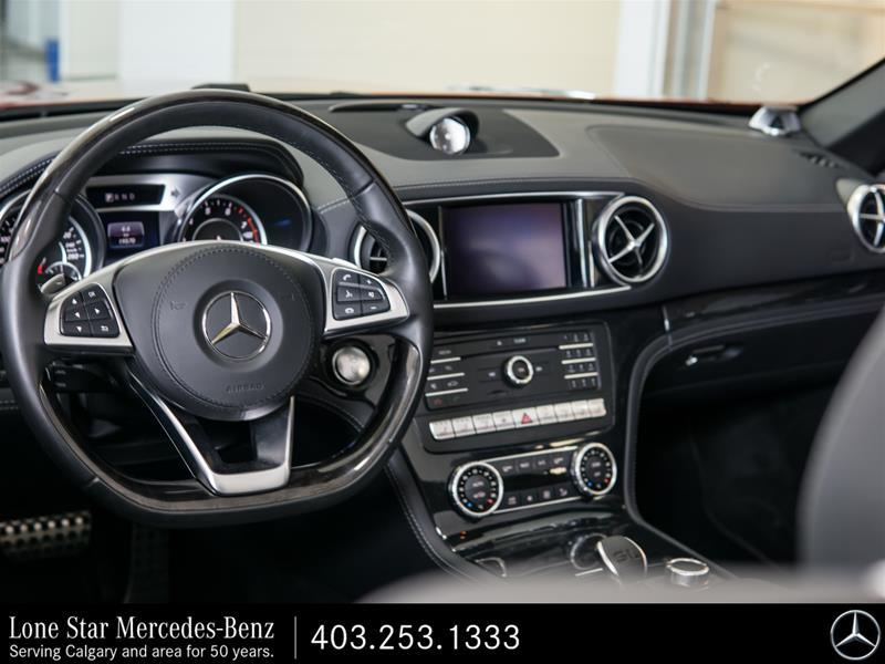Certified Pre-Owned 2017 Mercedes-Benz SL550 Roadster