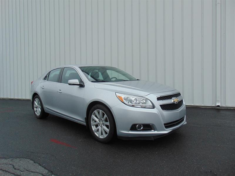 Pre-Owned 2013 Chevrolet Malibu LT Front Wheel Drive 4-Door Sedan